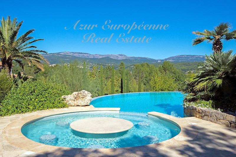 Vente de prestige maison / villa Tourrettes 4850000€ - Photo 3