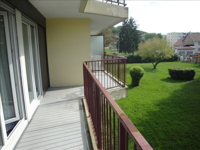 Vente appartement Grand charmont 83 000€ - Photo 1