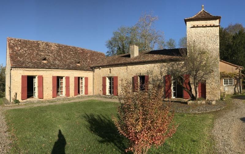 Vente maison / villa Siorac en perigord 299000€ - Photo 1