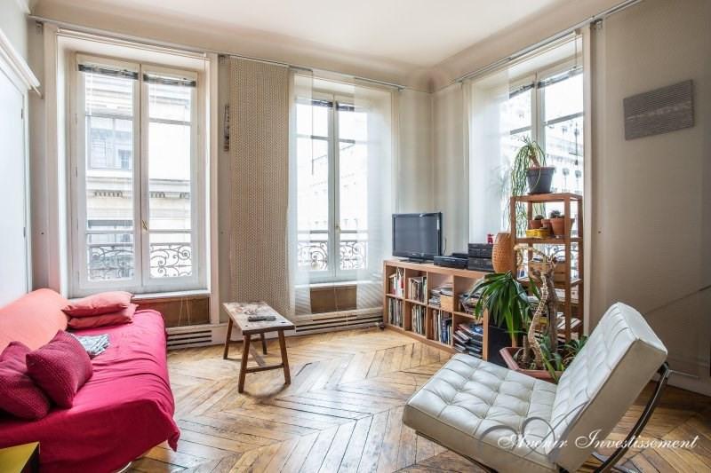 Vente appartement Lyon 2ème 499000€ - Photo 4