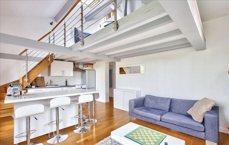 Sale apartment Paris 15ème 695000€ - Picture 2