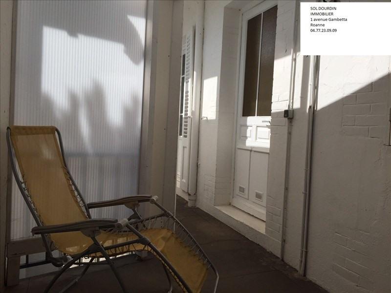 Rental apartment Roanne 455€ CC - Picture 1