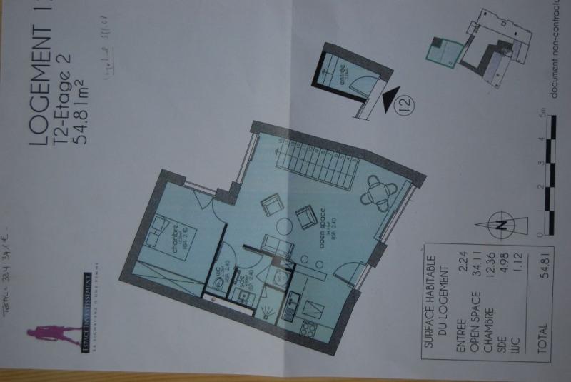 Venta  apartamento La rochelle 334341€ - Fotografía 2