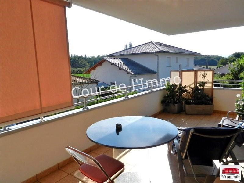 Vente appartement Douvaine 416 000€ - Photo 1
