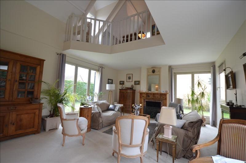 Revenda residencial de prestígio casa Croissy-sur-seine 1245000€ - Fotografia 2