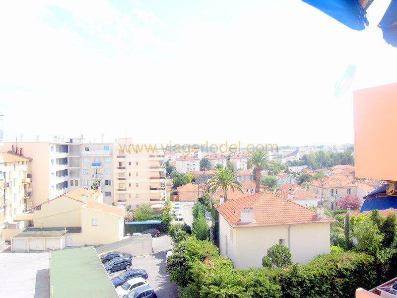 Life annuity apartment Antibes 44 000€ - Picture 9