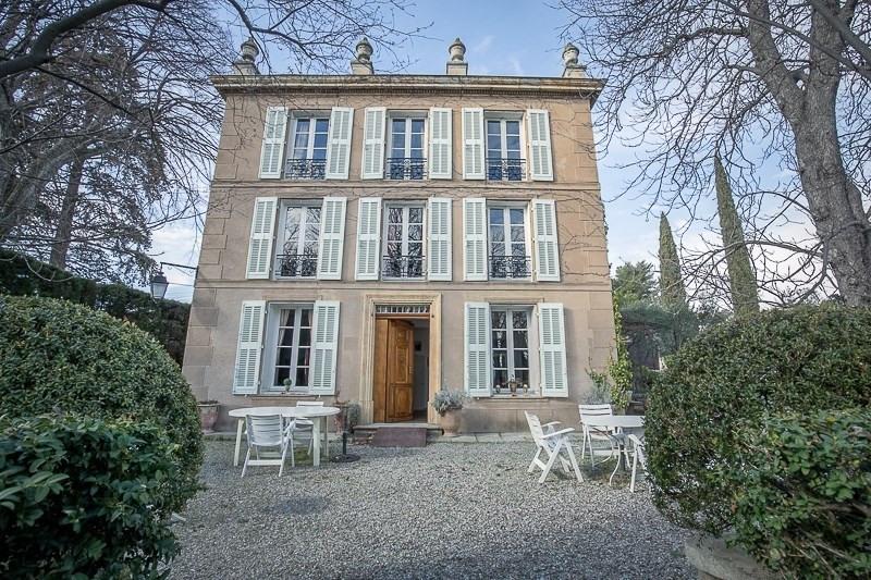 Verkauf von luxusobjekt haus Aix en provence 2050000€ - Fotografie 5