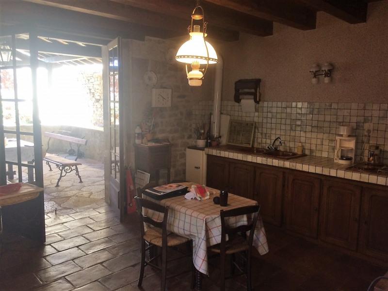 Vente maison / villa Bruniquel 151000€ - Photo 8