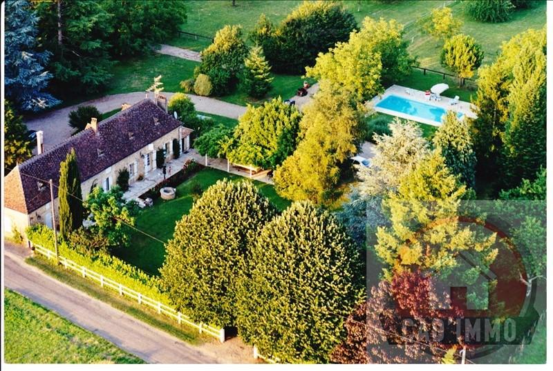 Vente de prestige maison / villa St germain et mons 551000€ - Photo 1