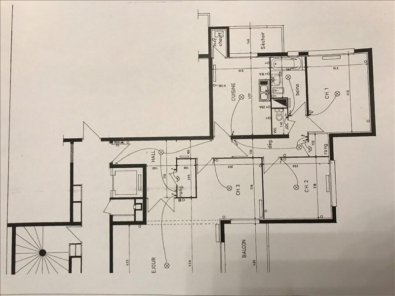 Vente appartement Ste foy les lyon 385000€ - Photo 4