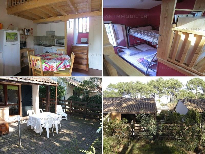 Alquiler vacaciones  casa Lacanau-ocean 215€ - Fotografía 1
