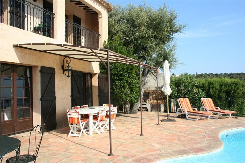 Vacation rental house / villa Les issambres 2 325€ - Picture 2