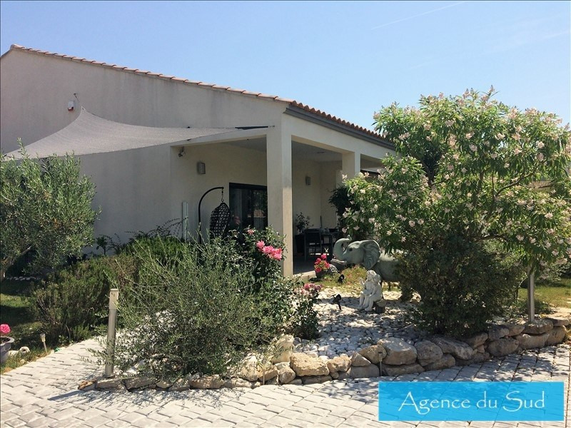 Vente de prestige maison / villa La bouilladisse 615000€ - Photo 8