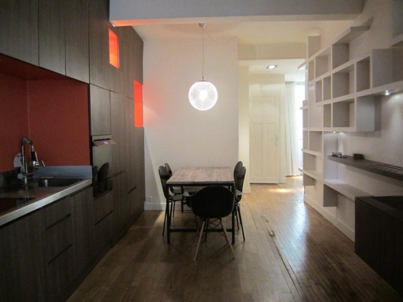 Rental apartment Paris 20ème 1750,01€ CC - Picture 1