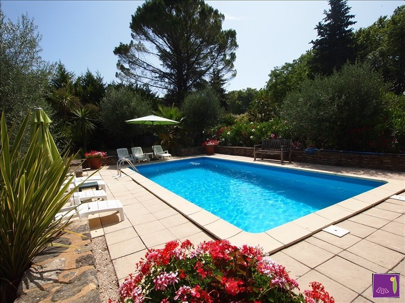 Deluxe sale house / villa Uzes 798 000€ - Picture 10