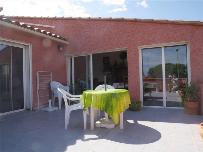 Revenda casa Le barcares 299000€ - Fotografia 1