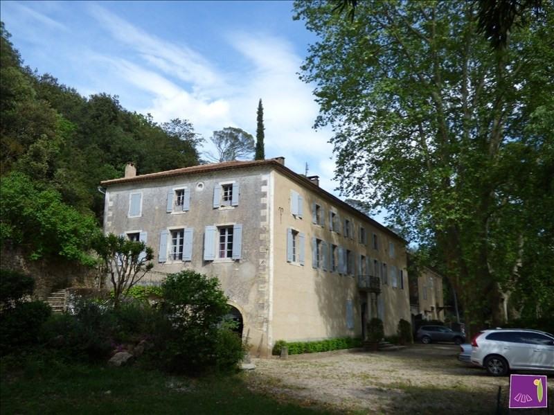Immobile residenziali di prestigio casa Uzes 2100000€ - Fotografia 9