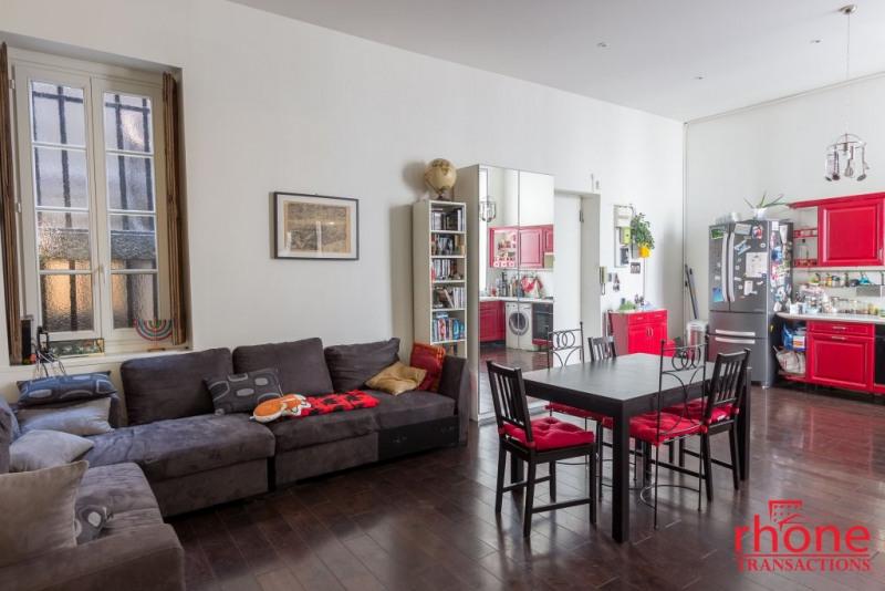 Vente appartement Lyon 4ème 369000€ - Photo 1