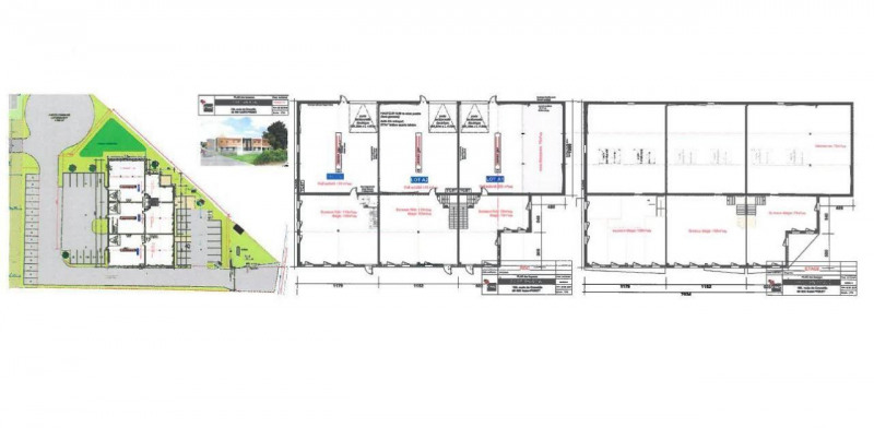 Location local commercial St priest 10547€ HT/HC - Photo 5