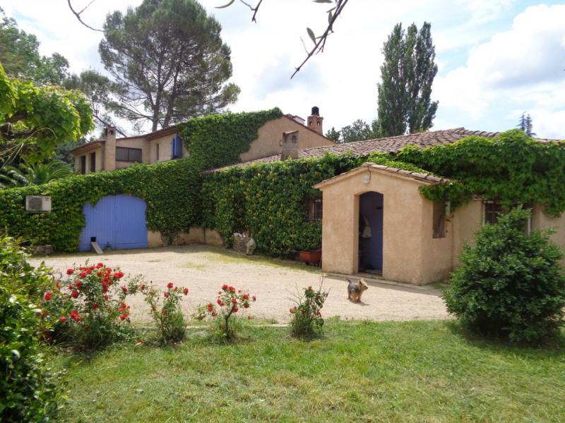 Vente de prestige maison / villa Salernes 577500€ - Photo 9