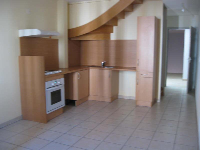 Rental apartment Grisolles 465€ CC - Picture 1