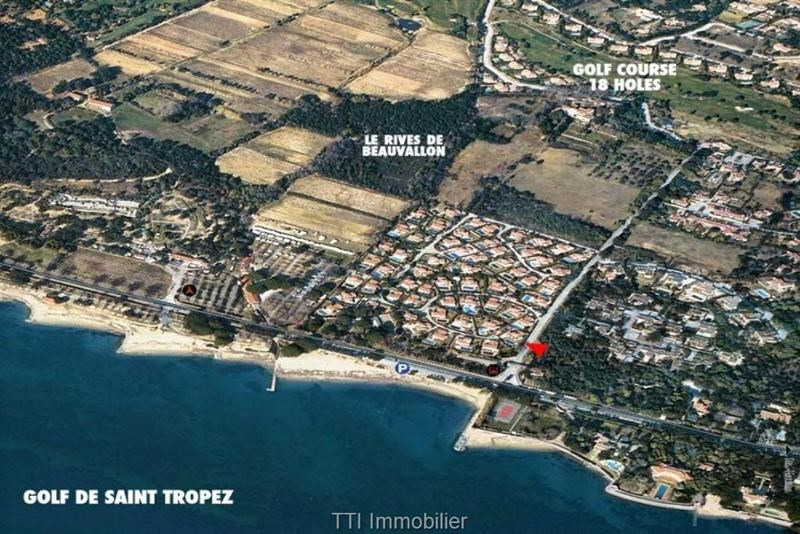 Vacation rental house / villa Sainte maxime  - Picture 19