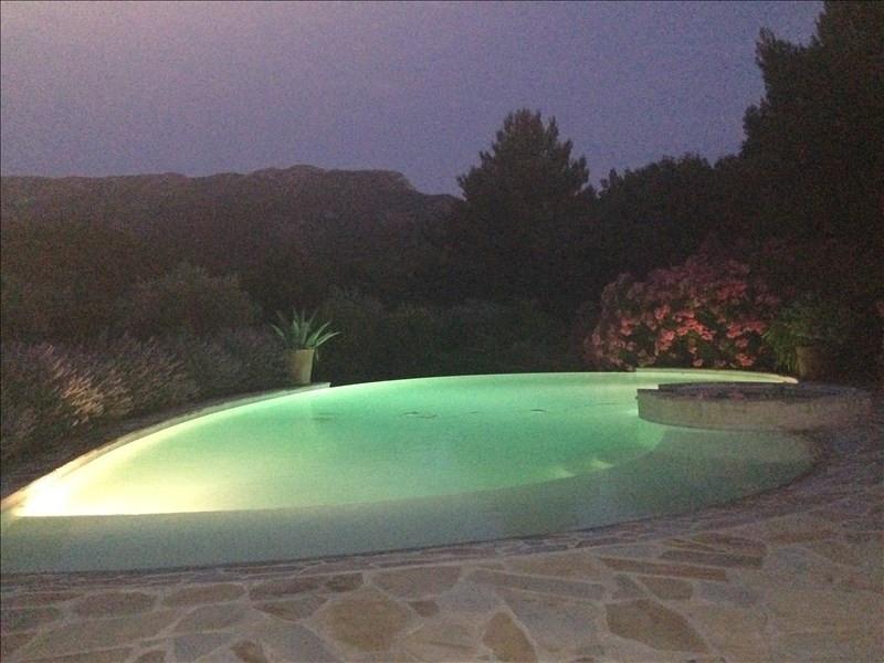 Vente de prestige maison / villa St marc jaumegarde 1295000€ - Photo 9