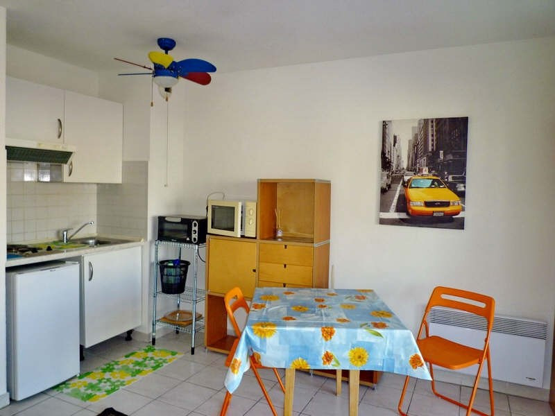 Rental apartment Nice 553€ CC - Picture 5