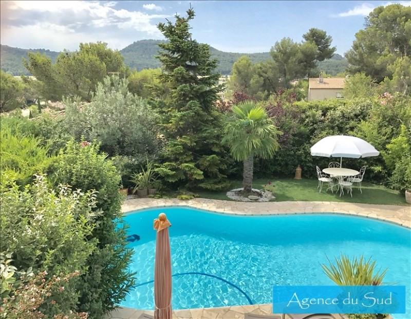 Vente de prestige maison / villa Roquefort la bedoule 635000€ - Photo 6