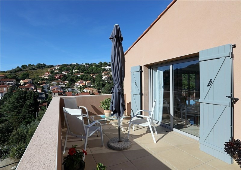 Vente de prestige appartement Collioure 483000€ - Photo 8