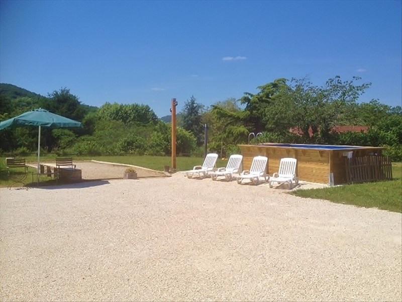 Sale house / villa Vezac 368000€ - Picture 3