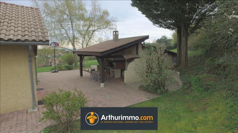 Sale house / villa St chef 265995€ - Picture 3