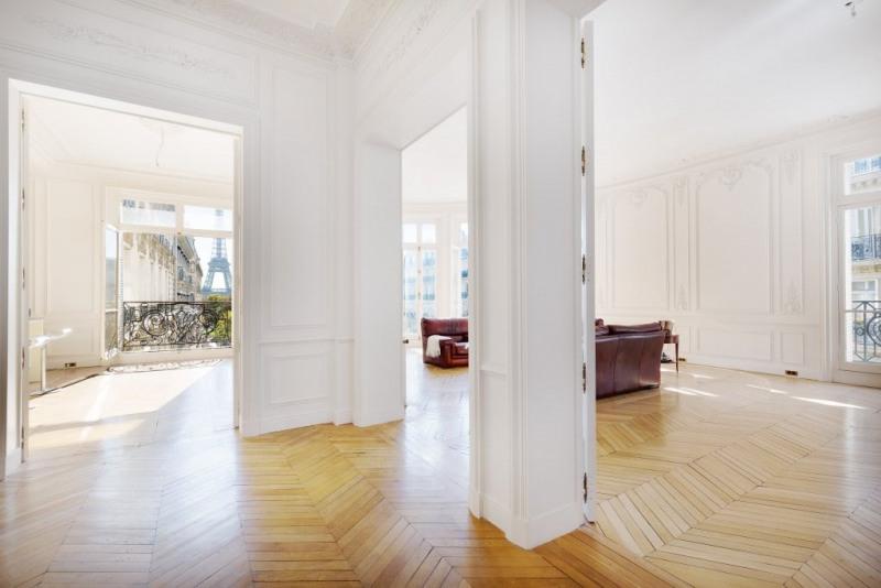 Revenda residencial de prestígio apartamento Paris 16ème 7480000€ - Fotografia 3