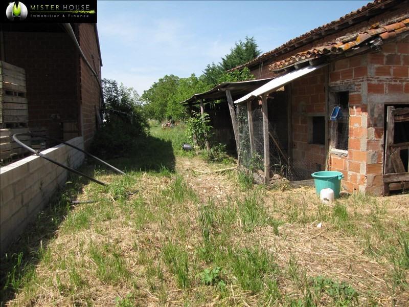 Verkoop  huis Montauban 52000€ - Foto 5