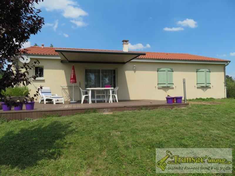 Vente maison / villa Luzillat 175 725€ - Photo 1