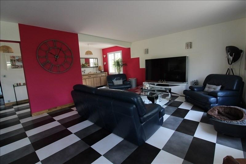 Sale house / villa Morancez 349500€ - Picture 3