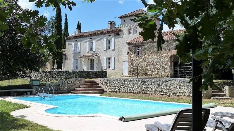 Deluxe sale house / villa Albi 580 000€ - Picture 1