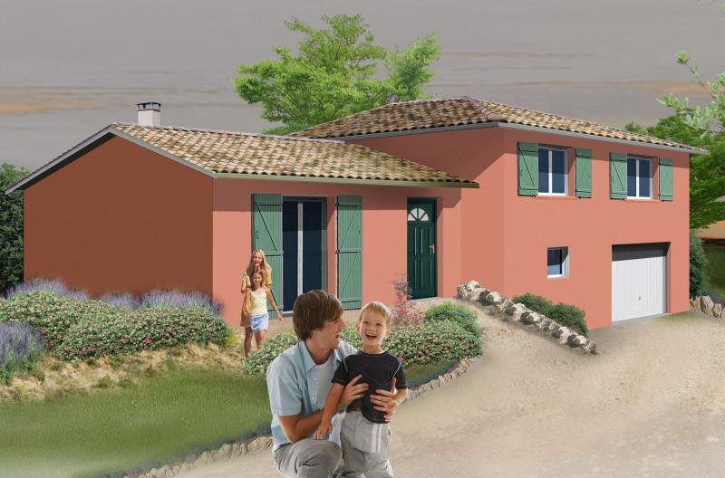 """Modèle de maison  """"Modèle de maison 4 pièces"""" à partir de 4 pièces Var par LOGISBOX"""