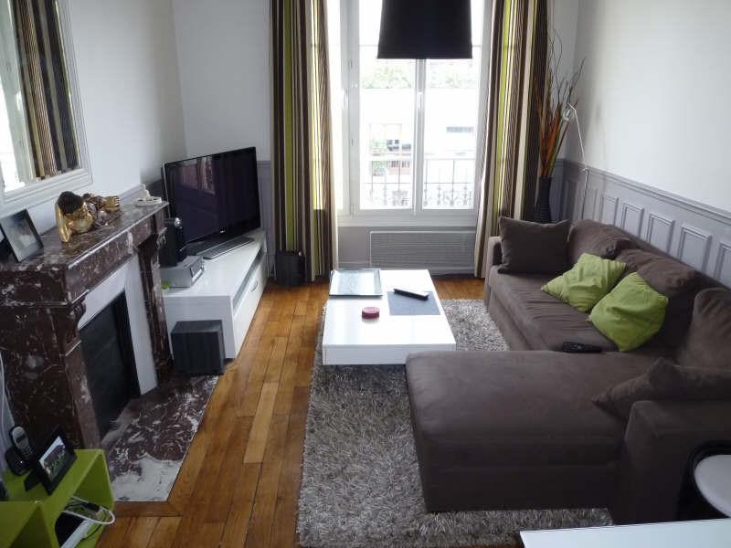 Rental apartment Asnieres sur seine 1000€ CC - Picture 1