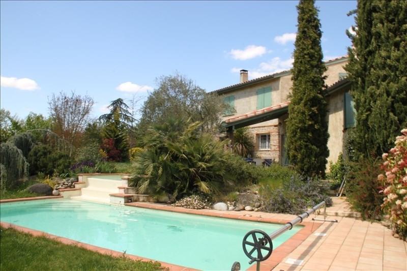 Vente de prestige maison / villa Brax 645000€ - Photo 1