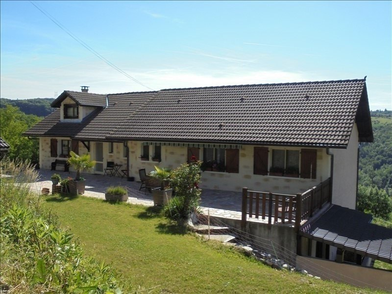 Vente de prestige maison / villa Bellegarde sur valserine 570000€ - Photo 8