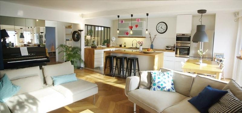 Vente appartement Paris 19ème 780000€ - Photo 2