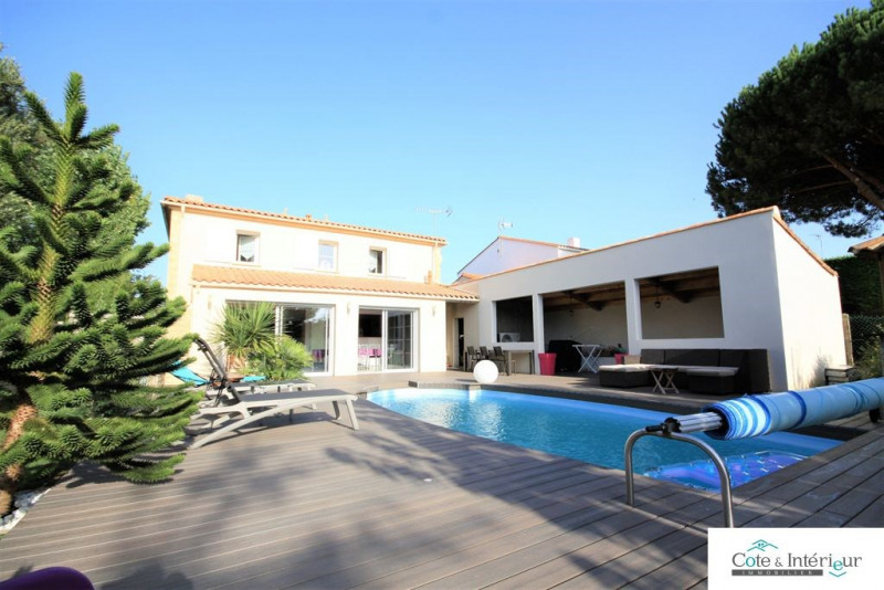 Vente maison / villa Chateau d olonne 460 000€ - Photo 1