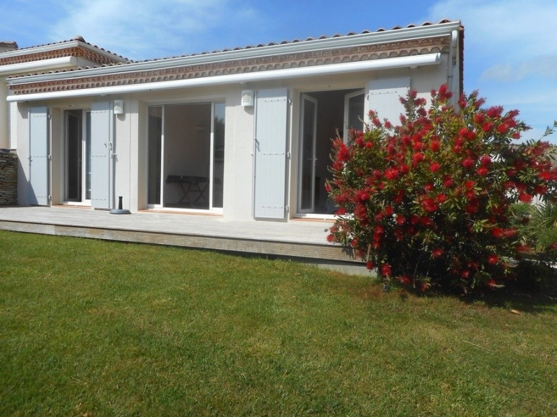 Location vacances appartement Saint-palais-sur-mer 512€ - Photo 1
