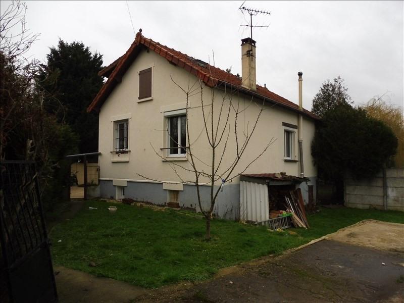Vente maison / villa Groslay 219000€ - Photo 1
