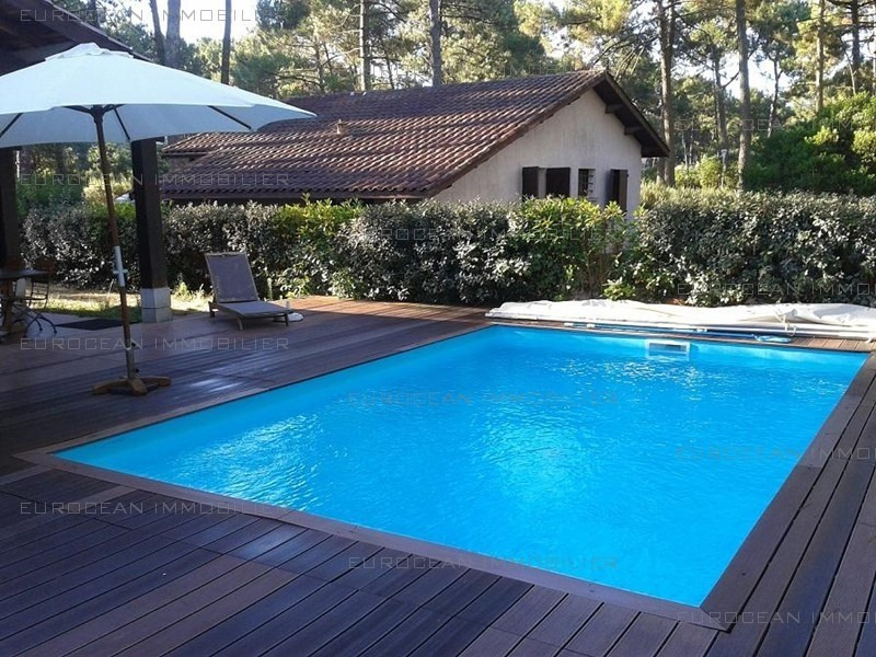 Vacation rental house / villa Lacanau ocean 1 045€ - Picture 2