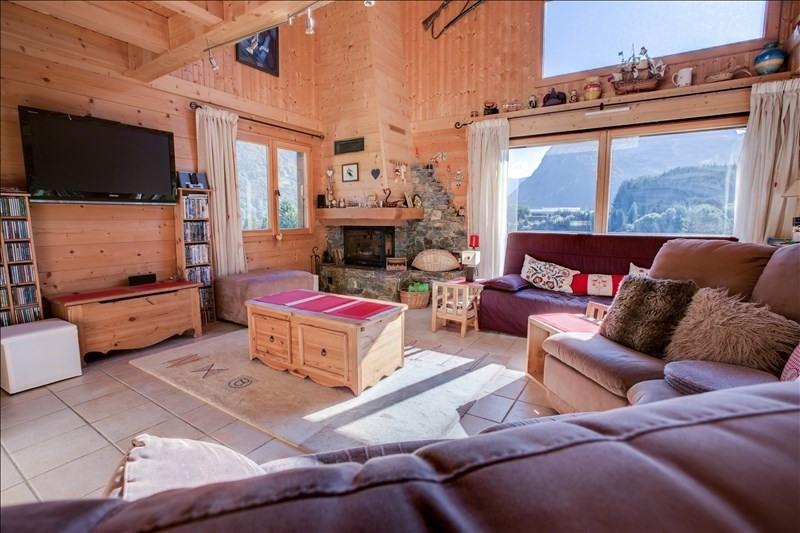Verkoop van prestige  huis La cote d arbroz 950000€ - Foto 4