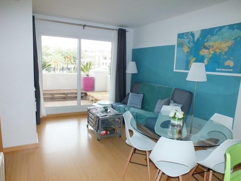 Location vacances appartement Roses-santa margarita 320€ - Photo 8