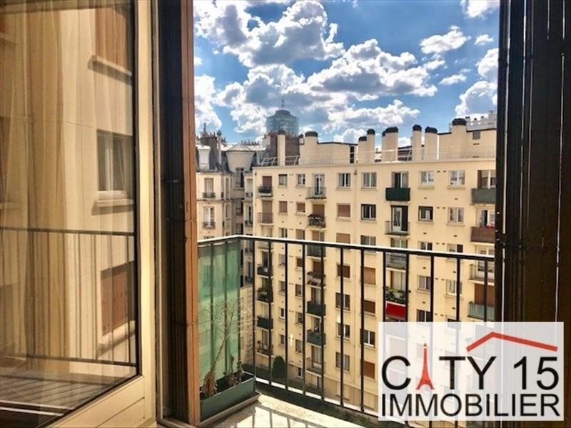 Verkauf wohnung Paris 15ème 650000€ - Fotografie 3