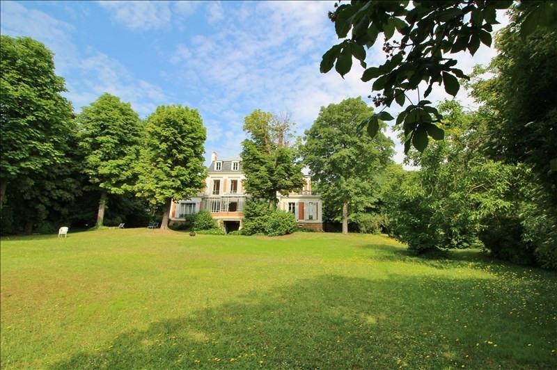 Vente de prestige maison / villa Croissy sur seine 3100000€ - Photo 1